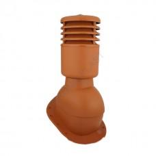 Труба вентиляционная KBNO утепленная для металлочерепицы (низкий профиль)