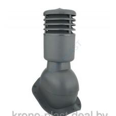 Труба вентиляционная  KBWO утепленная для металлочерепицы(высокий профиль)